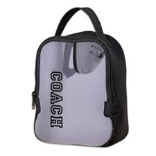 COACH Neoprene Lunch Bag