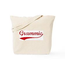 Vintage (Red) Grammie Tote Bag