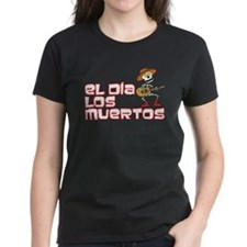 Day Of The Dead Mexican Holiday T-Shirt