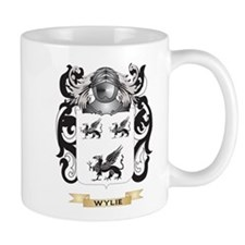 Wylie Family Crest (Coat of Arms) Mugs