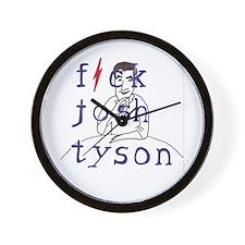 F Josh Tyson Clock