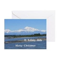 Mt. McKinley Alaska Greeting Cards