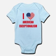 American Exceptionalism Infant Bodysuit