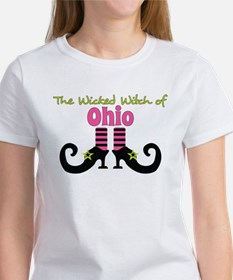 Wicked Witch of Ohio T-Shirt
