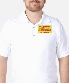 Midwife - has to be delivered Golf Shirt