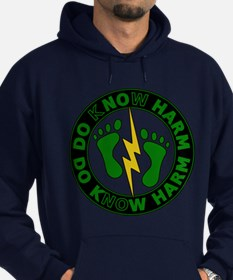 Do Know Harm Hoodie (dark)