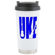 Big Bold Uke Travel Mug