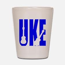 Big Bold Uke Shot Glass