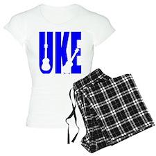 Big Bold Uke Pajamas