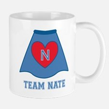 Nates Super Hero Cape Mugs
