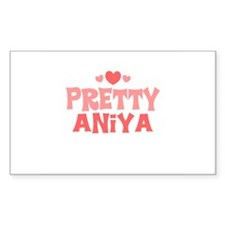 Aniya Rectangle Decal