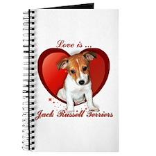 Jack Russell Heart Journal