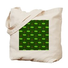 'Golf Course' Tote Bag