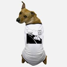 Speed Limit Enforced by Slow Aircraft Dog T-Shirt
