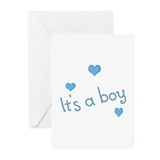 It's A Boy Baby Shower Invitations (6)