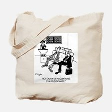 Frequent Waiter Tote Bag