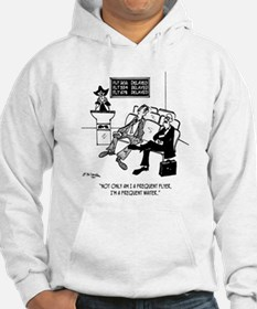Frequent Waiter Hoodie
