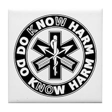 Do Know Harm - SF Tile Coaster