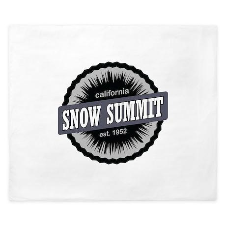 Snow Summit Mountain Resort Ski Resort California
