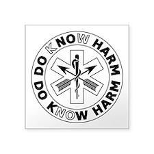 SF Medic-W Sticker