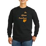 Nigeria Goodies Long Sleeve Dark T-Shirt
