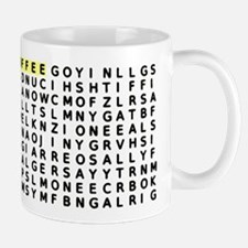 Word Search Mugs