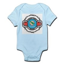 Oklahoma Boxing Infant Bodysuit