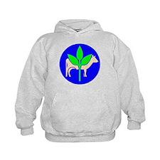 Agriculture Symbol 1 Hoodie