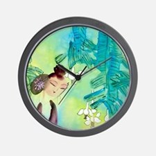 Unique Chinese new year kids Wall Clock