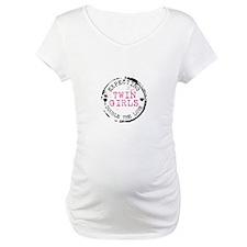 Expecting - Twin Girls Shirt