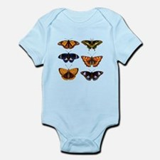 Butterfly Collage Infant Bodysuit