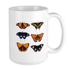 Butterfly Collage Mug