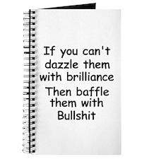 Dazzle Them With Brilliance Journal