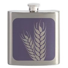 Agriculture Symbol 3a Flask