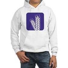 Agriculture Symbol 3a Hoodie