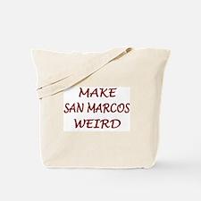 Original San Marcos Tote Bag