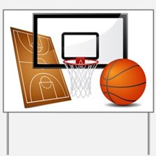 Basketball, Sports, Athlete Yard Sign