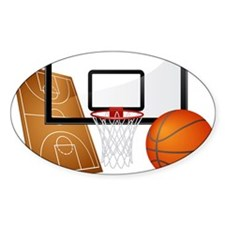 Basketball, Sports, Athlete Decal