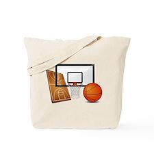 Basketball, Sports, Athlete Tote Bag