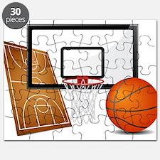 Basketball, Sports, Athlete Puzzle