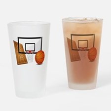 Basketball, Sports, Athlete Drinking Glass