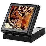 Wild Tiger Keepsake Box