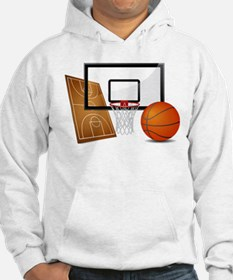 Basketball, Sports, Athlete Hoodie