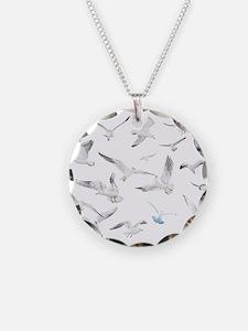 Birds Necklace