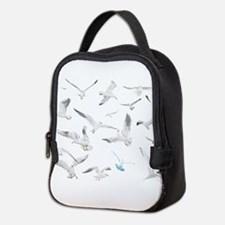Birds Neoprene Lunch Bag