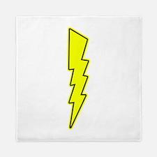 Bolt, Lightning, Electric Queen Duvet