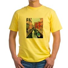 Venetian Cityscape T-Shirt
