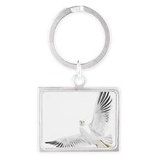 Bird, Dove, Peace Keychains