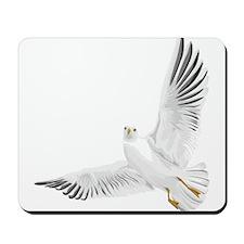 Bird, Dove, Peace Mousepad