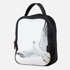Bird, Dove, Peace Neoprene Lunch Bag